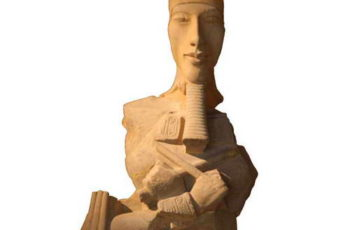 Buste Akhenaton