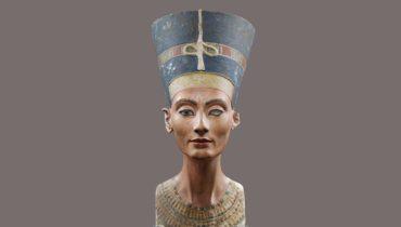 Buste de Néfertiti, Égypte