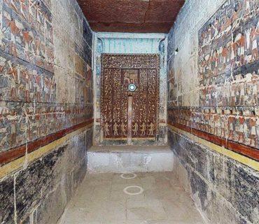 Le tombeau de Mehu -Saqqarah