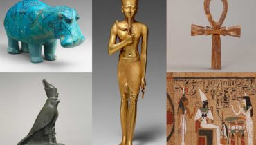 The Met collection of ancient Egyptian