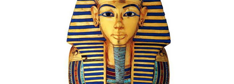 masque funeraire de Toutankhamon